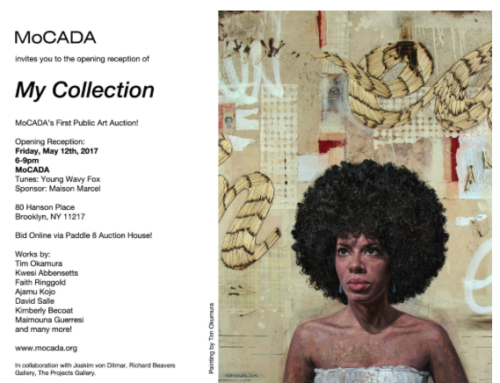 MoCADA Exhibition & Auction – New York